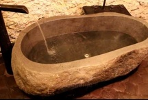 Stone Bathtubs / Stone bathtubs made in Indonesia. River stone bathtubs, marble bathtubs, onyx bathtubs. Freestanding river stone bathtubs manufacturer - stone bathtubs producer Lux4home™