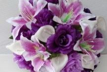 Cascade Wedding Bouquets / A Collection of the most beautiful Cascade Wedding Bridal Bouquets by ANgel Isabella