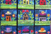 Quilts  / by Mary Therese Anstey