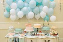 Celebraciones-Cumpleaños-Fiestas / Ideas y decoración de cumpleaños / by Maleni Garcia
