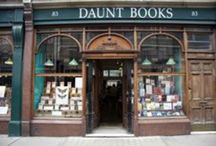 Bookstore inspirations / Places to visit and explore, To find a book that you will adore!