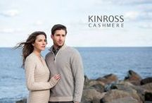 Kinross Cashmere 2015 / Highest quality cashmere garments from a top-notch Scottish design house.