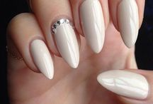 Nailed It / Lovely is The Hands of a Well Manicured Woman. Especially When She's Wearing The Stiletto. / by A Garden of Faith