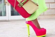 Fancy feet!