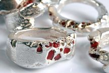PMC jewelry / Metal clay