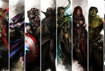 Marvel in My Awesomeness / by Ali Marie