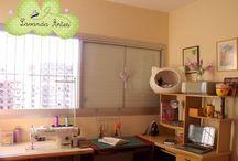 Lavanda Artes / Acessórios e Lembrancinhas http://lavandaartes.elo7.com.br