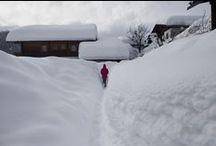We love SNOW - Wir lieben SCHNEE / Enjoying winter and snow in Tyrol, Austria - Wir lieben schneebedeckte Berge in Tirol #lovetirol