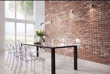 Naturalna cegła betonowa / Natural brick collection / Poczuj się naturalnie w swoim wnętrzu. Zakochaj się w naszych produktach. Rozkochaj innych w kamieniu.