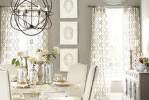 Dining Room Ideas / by Karen Jones