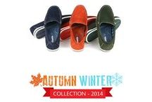 Autumn Winter Collection 2014 - Men's Footwear / As Autumn gears have tip-toed into your bucket list, its time to dress your feet in the most rollicking shades of the season. A gush of colors is all it takes for you to boot up with our latest Autumn Winter 2014 collection. Check out our latest range of head-turners at https://www.facebook.com/BataIndia and our fashion will certainly blow your socks off.