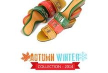 Autumn Winter Collection 2014 - Women's Footwear / As Autumn gears have tip-toed into your bucket list, its time to dress your feet in the most rollicking shades of the season. A gush of colors is all it takes for you to boot up with our latest Autumn Winter 2014 collection. Check out our latest range of head-turners at https://www.facebook.com/BataIndia and our fashion will certainly blow your socks off.
