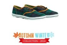 Autumn Winter Collection 2014 - Sports Shoes / As Autumn gears have tip-toed into your bucket list, its time to dress your feet in the most rollicking shades of the season. A gush of colors is all it takes for you to boot up with our latest Autumn Winter 2014 collection. Check out our latest range of head-turners at https://www.facebook.com/BataIndia and our fashion will certainly blow your socks off.