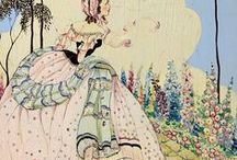 Crinoline Ladies Inspiration