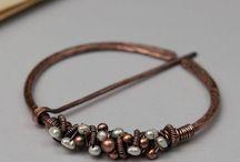 Marzia / Jewelry creations: metal, gemstones and love