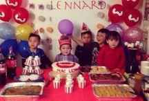 Big hero 6 birthday theme / Big hero birthday party!