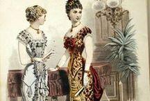 1850 - 1900 Fashion