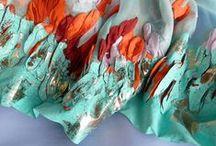 Turquoise and Orange Inspiration
