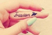 Tattoos ✒ ㊙