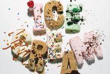 Ice Cream & Sorbets / also Ice Cream Cakes, Sundaes, Ice Lollies & Popsicle's