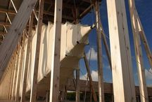 MOTHER OF ALL ARTS: SKELETON / The poetics of Structural Systems: Collumn,  frames, load bearing masonry