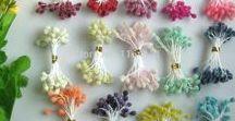 Making Flower Stamens & Buds