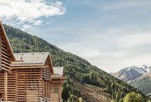 Urlaub in den Alpen: Unterkünfte & Hotels in Tirol, Österreich / Vom Designhotel, über familiäre Bauernhöfe bis hin zu urigen Chalets - Unterkunftstipps in den Bergen