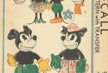 Vintage Doll & Toy Pattern Community Board / This is a community board for pinning those wonderful vintage sewing patterns for dolls, doll clothes and toys that you would love to share. The era is the 1920's-1960's. Want to join in? Email Sue at QuiltCitySue@centurylink.net with your Pinterest name and e-mail address so I can sign you up to pin. Don't forget to like and repin your favorites! :) / by QuiltCitySue