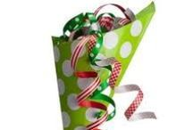 Gifts and giftwraps / by Afke Scholten
