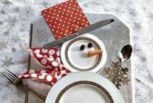 Ispirazioni di Natale / Tante idee per addobbare, addolcire e colorare il tuo Natale!