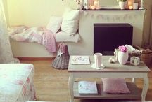 Dream House & Style / I would love this style in my own house.
