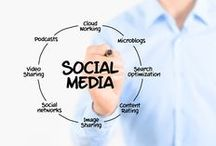 Social Media and Marketing / Visual Stats and Facts with Surprising Punch!