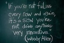Inspiring Quotes / Inspiring quotes to motivate businesses and entrepreneurs to strive for greatness!