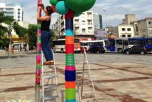 Yarn Bombing, etc. / by Patricia Upton