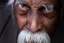 Written All Over Your Face / Capturing humanity in the faces of people from around the world