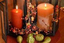 Autumn & Fall Decor