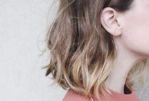 HAIR GOALS AND IDEAS
