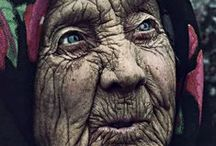 Time Lines / Elderly portraits