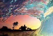 Waves / Wave patterns throughout life