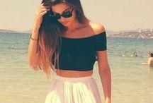 Fashion //S U M M E R// / Best outfits for S U M M E R !