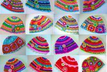 Crochet + Knitting   Hats