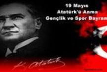 19 Mayıs Atatürk'ü Anma, Gençlik ve Spor Bayramı / http://kpssdelisi.com/19-mayis-ataturku-anma-ve-genclik-ve-spor-bayrami/ 19 Mayıs Atatürk'ü Anma, Gençlik ve Spor Bayramınız kutlu olsun..