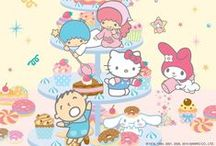 sanrio / love them since I'm really small