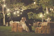 wedding / bride & groom / by Natalia