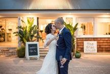 angela + nic - real wedding at the boathouse shelly beach / Photography by Snippets Photography