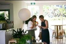 darcy's christening - real event at the boathouse shelly beach / Photography by Tim Pascoe Photography