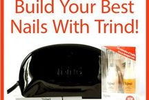 Trind Giveaways / Great giveaways so you can win your favourite Trind nail care products!