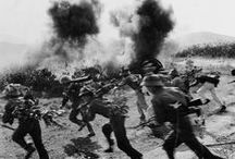 Torn / Wars atrocities & it6's aftermath ripping at the very fabric of nature, society & humanity....