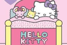 hello kitty / this cute kitty take my heart forever