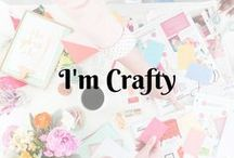 I'm Crafty...